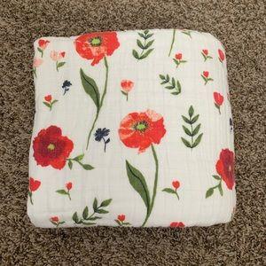 TODDLER: Poppy quilt